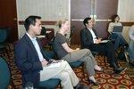 Venture Capital SessionEmily Melton (Director at Draper Fischer Jurvetson), Patrick Chung (Partner at New Enterprise Associates), Tim Chang (Principal at Norwest Venture Partners)