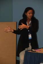 "Angela Benton(CEO)Black Web 2.0""Social Networking and the Black Community"""
