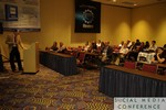 Audience at the January 19-21, 2011 Miami Social  Conference