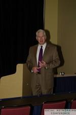 Jeff Douglass (Senior Associate at Boaz Allen Hamilton) at the January 19-21, 2011 Enterprise Social  Conference in Miami