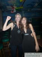 Party at Mangos Night Club at the January 19-21, 2011 Miami Social  Conference