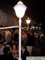 Pre-Event Party at Montys Bar and Grill at the January 19-21, 2011 Miami Social  Conference