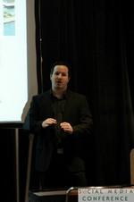 Chris Harvin (Partner at Sanitas International) at SNC2011 Miami