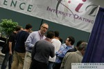 Networking in the Exhibit Hall at Miami SNC2011