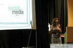 Vivian Kobeh (Communications Director at Nokia) at the 2011 Miami Enterprise Social  Conference