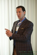 David Blumberg (Managing Director of Blumberg Capital) at West Coast