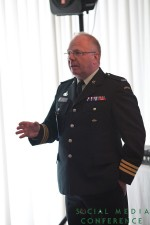 Lt. Col Douglas Martin (Canadian Armed Forces) at the June 22-24, 2011  in Beverly Hills
