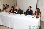 Middle East Panel at the 2011 Beverly Hills Social  Conference